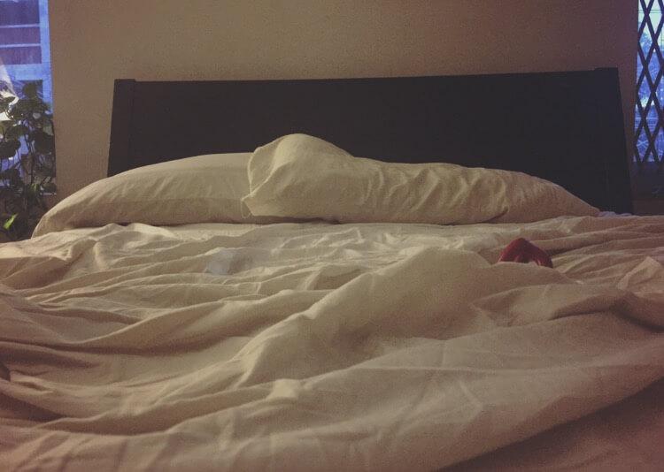 Mi cama bajo vigilancia - Imagina MÁS