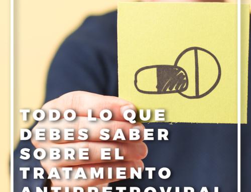 Todo lo que debes saber sobre el tratamiento antirretroviral: Con Ángel López García