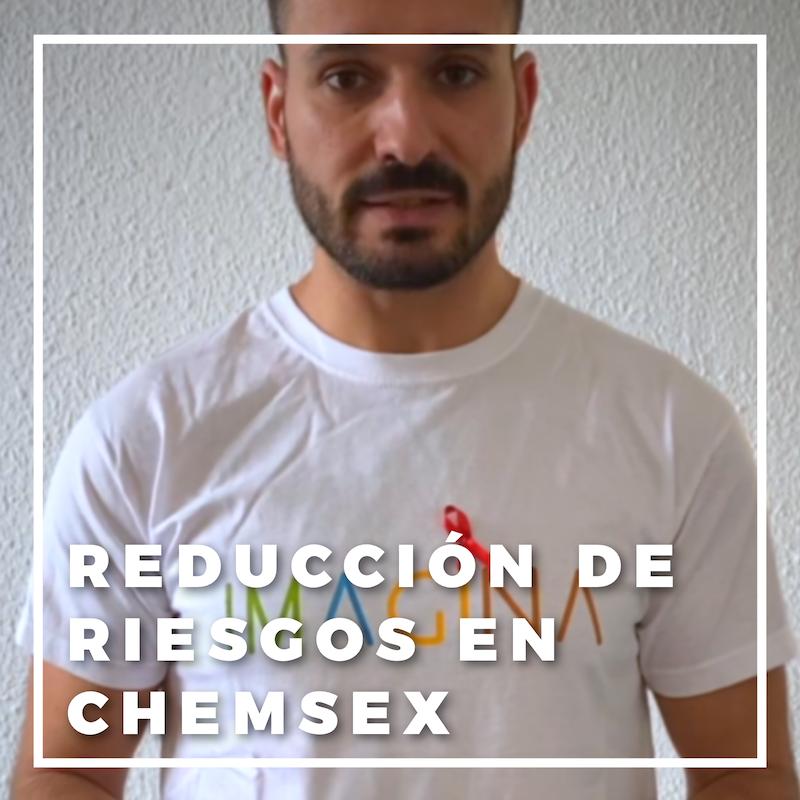 Chemsex: reducción de riesgos