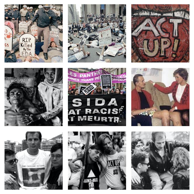 Supervivientes del sida