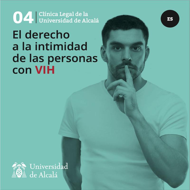 VIH y aspectos legales: Clínica Legal